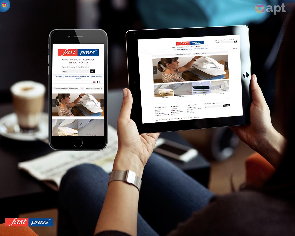 fastpress ecommerce development