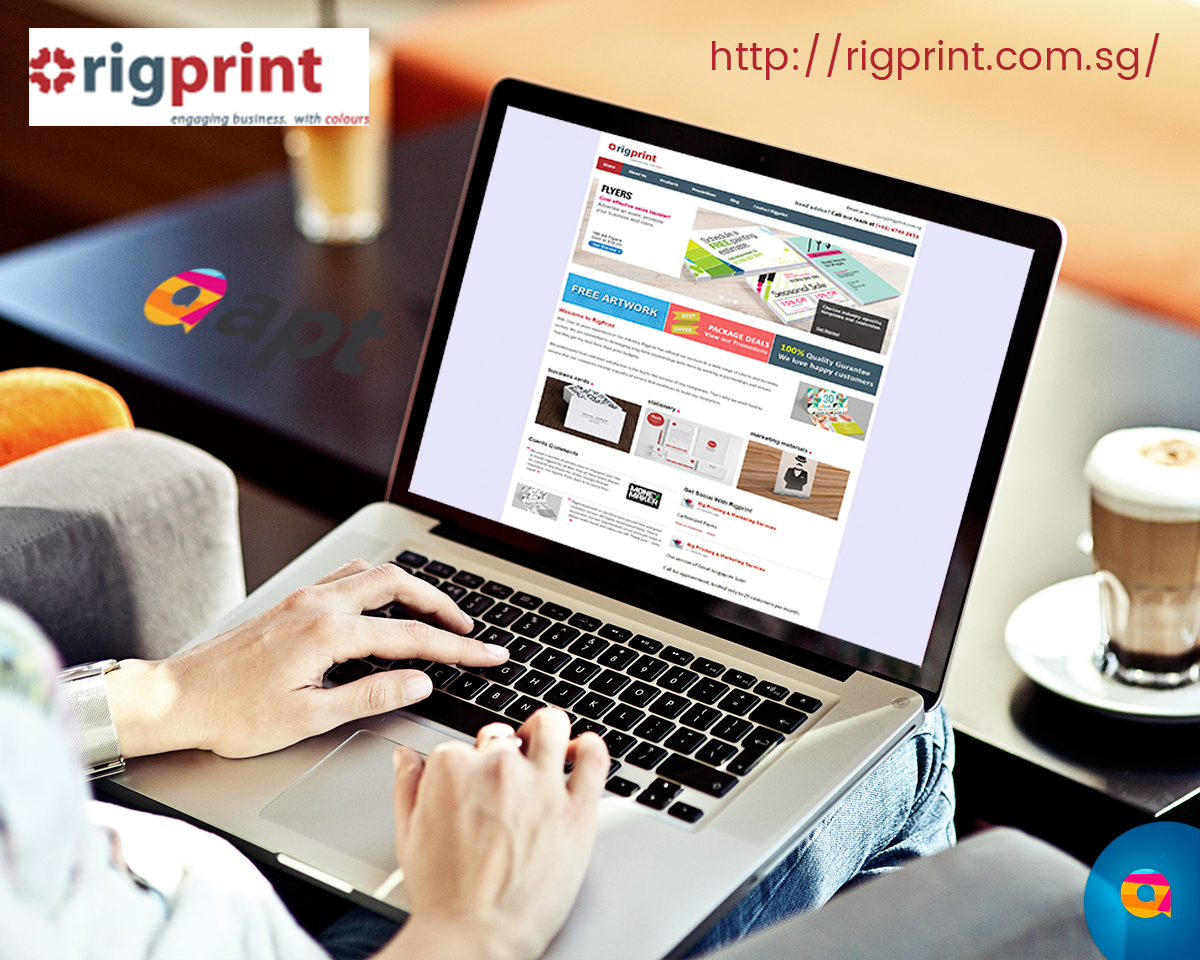 rigprint wordpress development